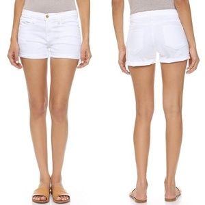 FRAME DENIM ~Le Cutoff Shorts~White~Size 29